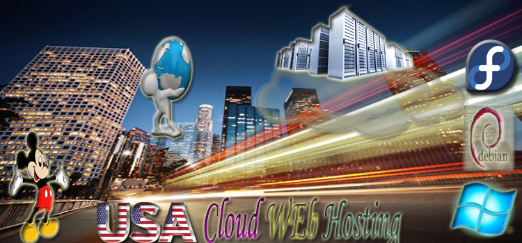 USA cloud hosting