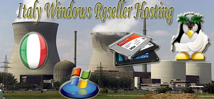 Italy Windows Reseller Hosting