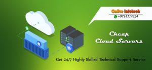 Choose Cheap Cloud Servers Hosting Plan For E-Commerce Website