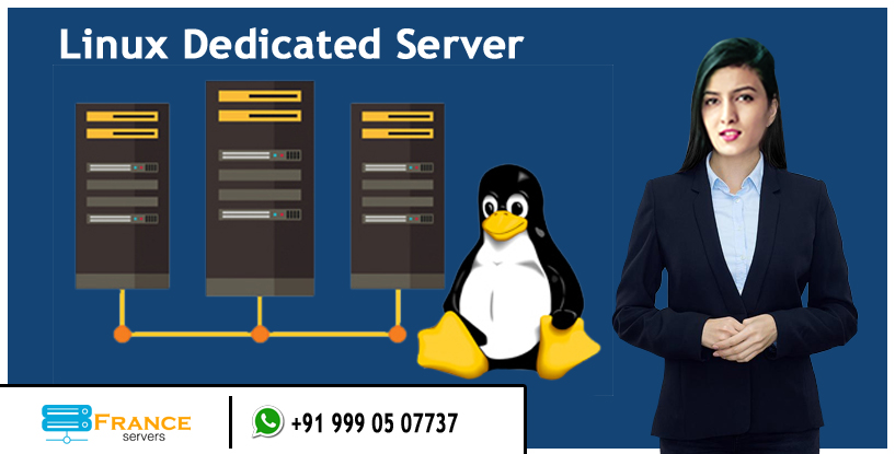 Linux Dedicated Server - franceservers