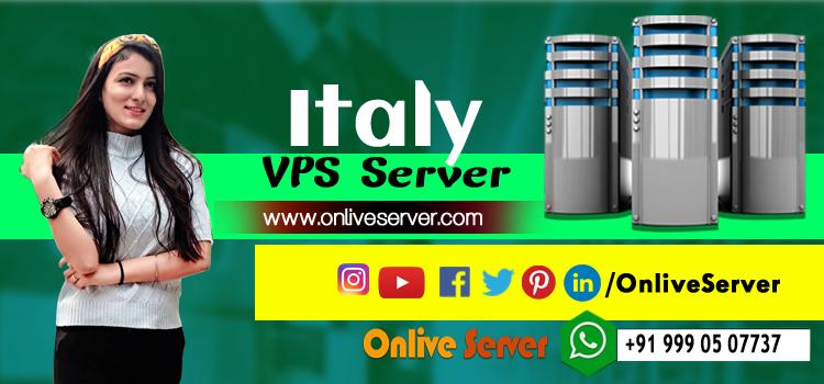 Italy VPS Server