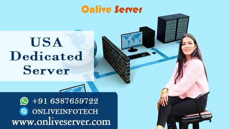 USA Dedicated Server